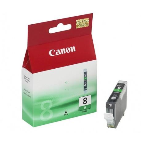 Canon CLI-8G mustepatruuna vihreä