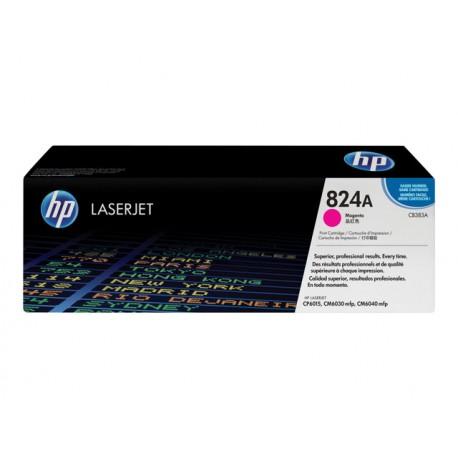 HP CB383A 824A Laserkasetti magenta 21k