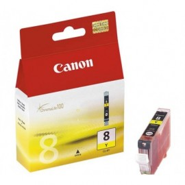 Canon CLI-8Y mustepatruuna yellow 13ml
