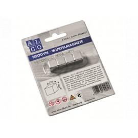 Magneetti 10mm lasitaululle /2kpl (pkt)