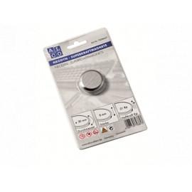 Lasitaulumagneetti Super Power 30mm hopea