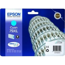 Epson Cyan 79XL Durabrite Ultra Ink