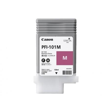 Canon PFI-101 Magenta 130ml (pigment) Mustepatruuna