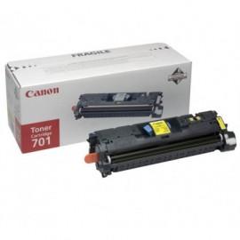 Canon 701 Laserkasetti yellow 4k