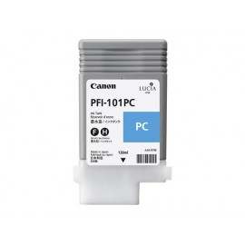 canon pfi-101 photocyan 130ml (pigment)