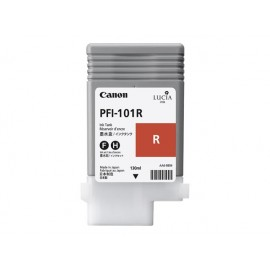 canon pfi-101 red 130ml (pigment)