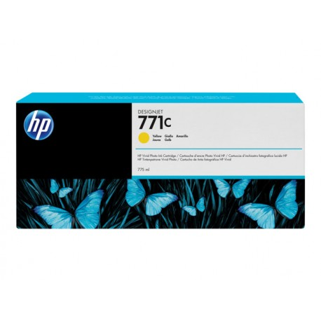 hp?771c ink cartridge yellow standard
