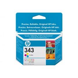 HP No 343 3-värimustepatruuna