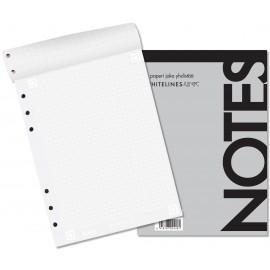 Notes-muistilehtiö A5, 6-reikäinen