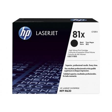HP 81X CF281X Laserikasetti musta 25k