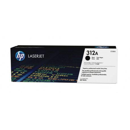 HP 312A CF380A Laserkasetti musta 2400 sivua