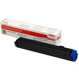 OKI B410/MB460 Musta 3,5K Värikasetti