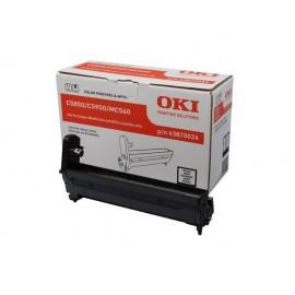 OKI C5850/C5950 Yellow Rumpu 20K