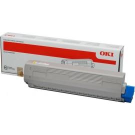 OKI C532/MC573 Yellow 1,5K Värikasetti