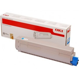 OKI MC873 Magenta 10K Värikasetti
