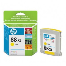 HP No 88XL Mustepatruuna Yellow