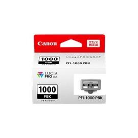 Canon PFI-1000 PBK Photo Black 80ml