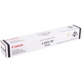 Canon C-EXV34 Laserkasetti Musta 23K