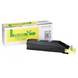 Kyocera TK-855Y Yellow Laserkasetti 18K