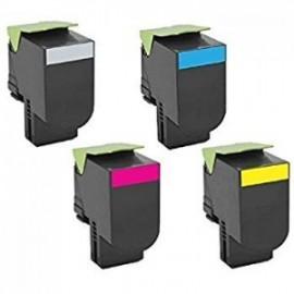 Lexmark 71B20Y0 Yellow 2,3K Laserkasetti