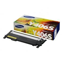 Samsung CLT-Y406s Yellow laserkasetti 1000 sivua