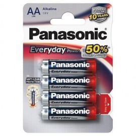 Paristo AA Panasonic Everyday /4kpl (pkt)