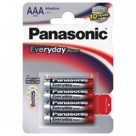 Paristo AAA Panasonic Everyday /4kpl (pkt)