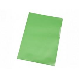 Muovitasku 120my Vihreä App. 2-sivua auki /10kpl