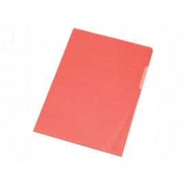 Muovitasku 120my Punainen App. 2-sivua auki /10kpl