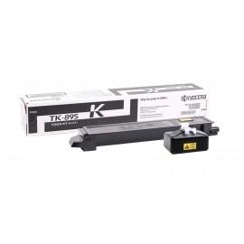 Kyocera TK-895K Musta Laserkasetti 12K