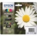 Epson T1816 (18XL) Multipack 4 mustepatruunaa