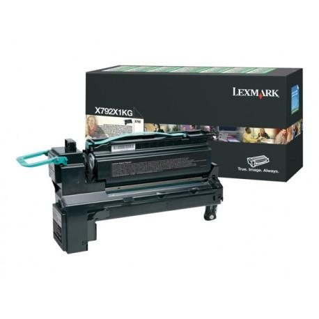 Lexmark X792 Musta 20K Laserkasetti