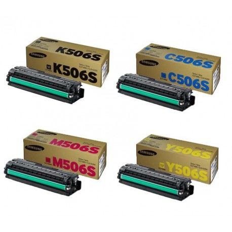 Samsung CLT-Y506L Yellow laserväri 3500 sivua
