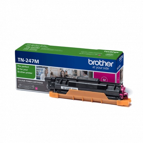 Brother TN-247M Magenta 2,3K Laserkasetti