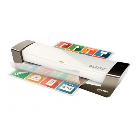Leitz iLam A4 Office Silver laminaattori