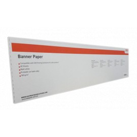 OKI A4 Banner-paperi 210x900mm /40