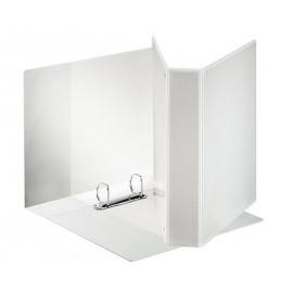 Panoramakansio A4+ 2DR 50mm Valkoinen