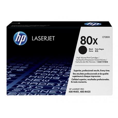 HP CF280X 80X Laserkasetti Musta 6,9k