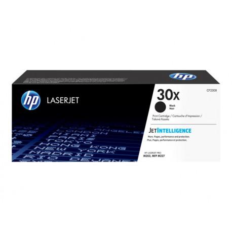 HP 30X Musta Laserkasetti 3,5K (CF230X)