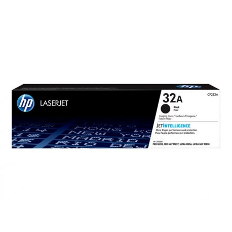 HP 32A Musta Kuvarumpu 23K (CF232A)