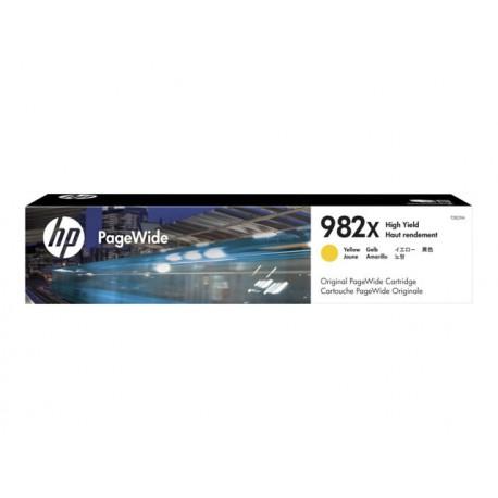 HP 982X Yellow Mustepatruuna 16K (T0B29A)