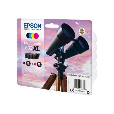Epson T502XL Multipack BK/C/M/Y