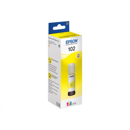 Epson 102 EcoTank Yellow Mustesäiliö
