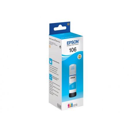 Epson 106 EcoTank Cyan Mustesäiliö