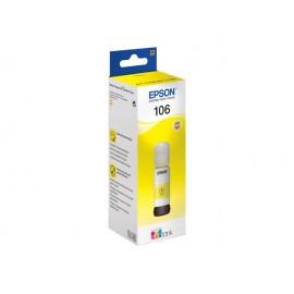 Epson 106 EcoTank Yellow Mustesäiliö