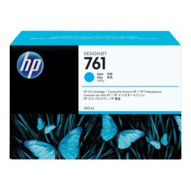 HP 761 ink cartridge cyan 400ml