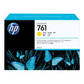 HP 761 ink cartridge yellow 400ml