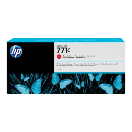 HP 771C ink cartridge chromatic red