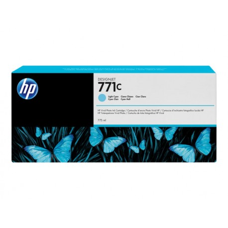 HP 771C ink cartridge light cyan