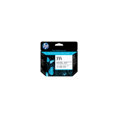 HP 771 printhead black/light grey